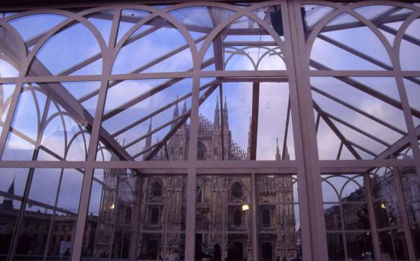 Gran Torino - Giardino d'Inverno / Conservatory